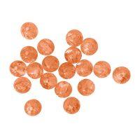 Polaris Elements 8mm | orange | crystal iride | pakje van 20 stuks