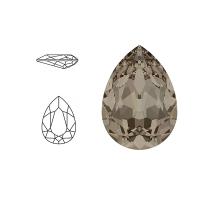 Swarovski Elements | pear fancy stone | SS4320 (14 x 10mm) | greige | prijs per stuk