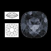 Swarovski Elements | square cushion cut stone | SS4470 (10 x 10mm) | crystal - silver night | prijs per stuk