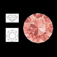 👍 Bestel Swarovski Elements | xirius pointed chaton | 1088-SS29 (6,23mm) | rose peach | pakje van 12 stuks online bij Seasidebeads 👍 - levering in 24u en gratis va 50€ - veilige betaling - kortingen - 😊 superservice met de glimlach