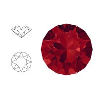 Swarovski Elements | xirius pointed chaton | 1088-SS29 (6,23mm) | light siam | pakje van 12 stuks