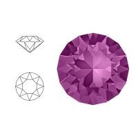 Swarovski Elements | xirius pointed chaton | 1088-SS29 (6,23mm) | fuchsia | pakje van 12 stuks