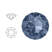 Swarovski Elements | xirius pointed chaton | 1088-SS29 (6,23mm) | denim blue | pakje van 12 stuks