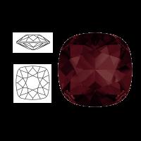 Swarovski Elements | square cushion cut stone | SS4470 (10 x 10mm) | burgundy | prijs per stuk