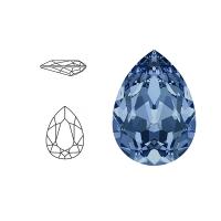 Swarovski Elements | pear fancy stone | SS4320 (14 x 10mm) | montana | prijs per stuk