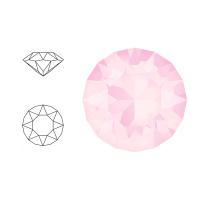 Swarovski Elements | xirius pointed chaton | 1088-SS29 (6,23mm) | crystal - powder rose | pakje van 12 stuks