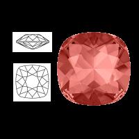 Swarovski Elements | square cushion cut stone | SS4470 (10 x 10mm) | padparadscha | prijs per stuk