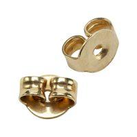 Butterfly round 4,5mm   gold   pakje van 2 gr     2 gr = +- 20 stuks